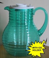 Drinks Pitcher With Ice Holder